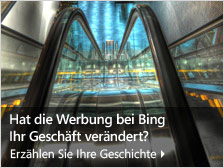 German language CTA for Bing Ads
