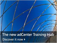 adCenter Training Hub CTA