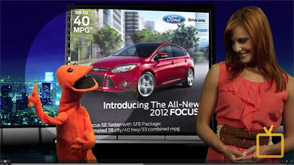 Microsoft Advertising - Ford campaign splice process